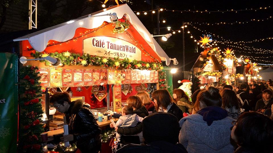 名古屋クリスマスマーケット2017