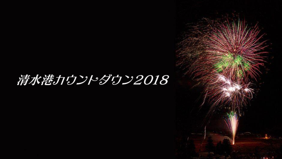 500発の花火が夜空を彩る!2017年の締めくくりは清水港カウントダウンで決まり!