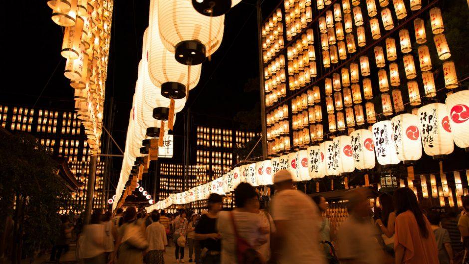 450年続く夏の伝統祭!愛知・三河一色大提灯まつり