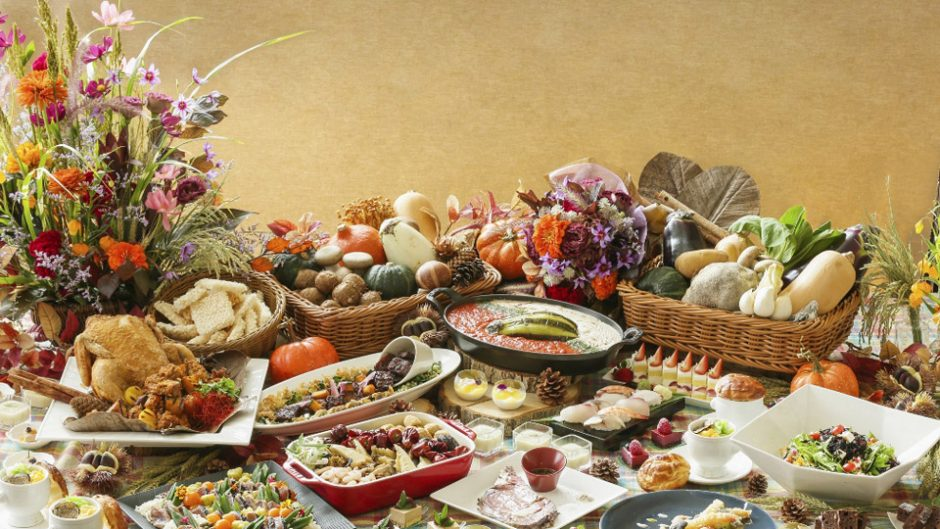 ストリングスホテル名古屋で秋の東海を味わえる『東海三県地産解消フェア』を開催