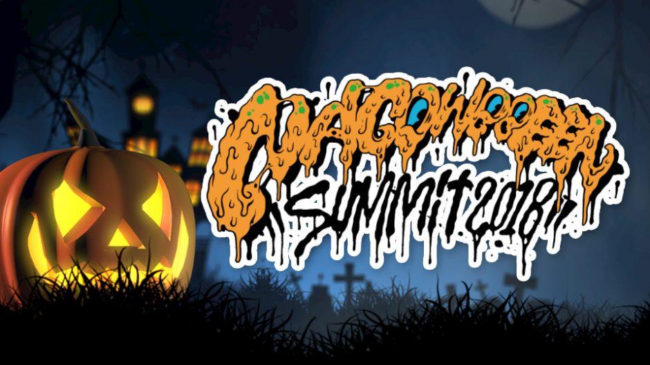 2018年 名古屋のハロウィン音楽イベント【ナゴウィン】NAGOWeeEEN SUMMIT'18開催! SEAMO、nobodyknows+ら豪華アーティストが続々と出演決定!
