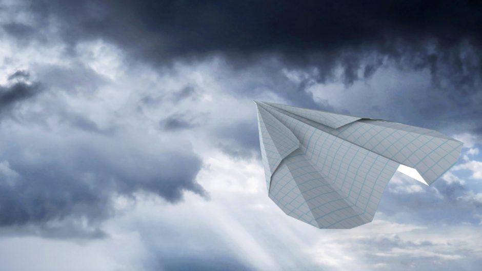 岐阜県各務原市で全日本紙飛行機選手権大会決勝戦が開催! 大空を舞う紙飛行機に夢を託せ!