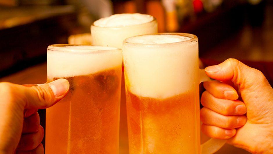 第4金曜日は納屋橋へGO! 「なやばし夜イチ ビール祭り」