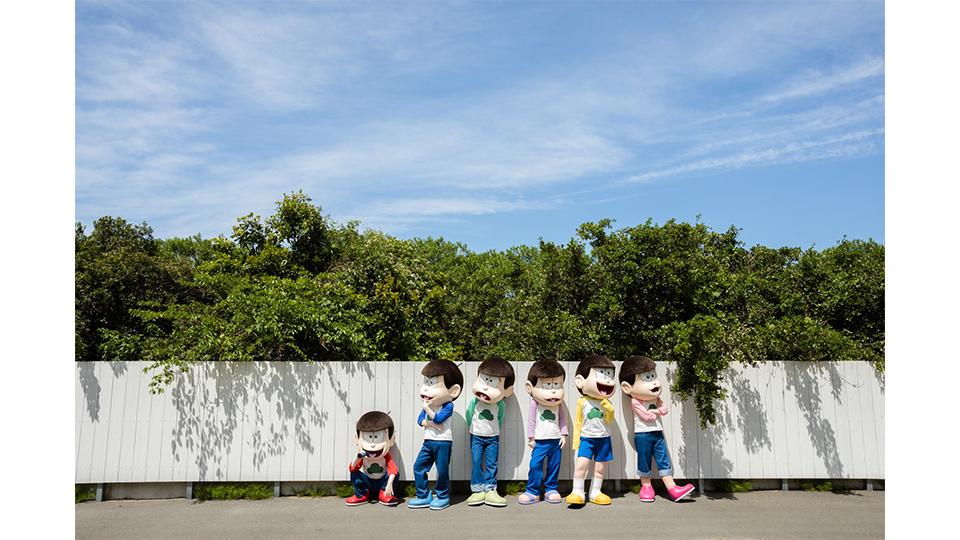 おそ松さん 6つ子写真展&アフターバースデー