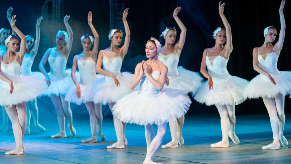 チャイコフスキーの名作「白鳥の湖」名門キエフ・バレエが名古屋で上演