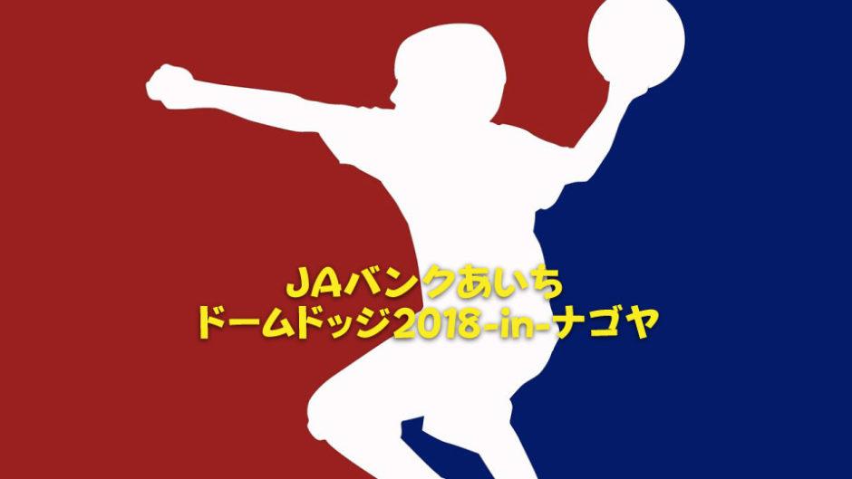 日本最大級のドッジボール大会がナゴヤドームで開催! 「JAバンクあいち ドームドッジ2018 in ナゴヤ」