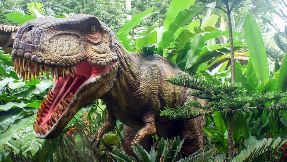 中京競馬場に恐竜がやってくる!『DAINO-A-LIVE超恐竜体験 in 中京競馬場』が開催
