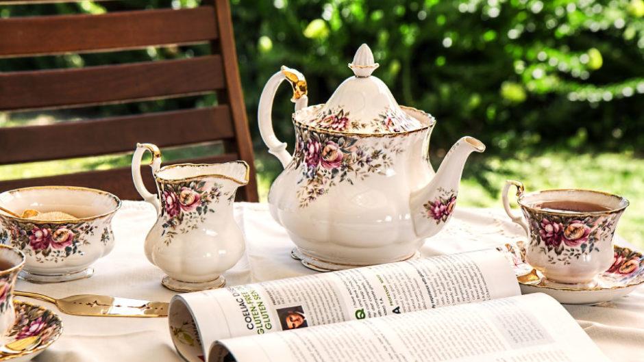秋を満喫しよう!ノリタケの森で紅茶と共に楽しい時間を過ごす! 「The Afternoontea Land 2018」
