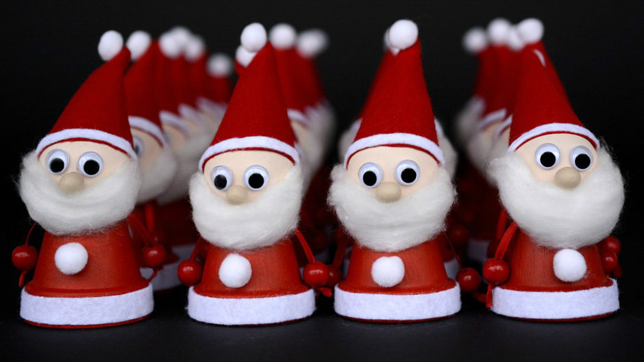サンタクロースになって社会貢献しよう。安城コロナでサンタクロースラン 開催!