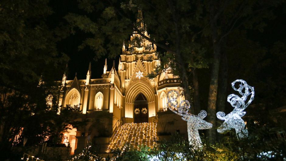 ストリングスホテル名古屋でクリスマスツリー点灯イベントが開催♡