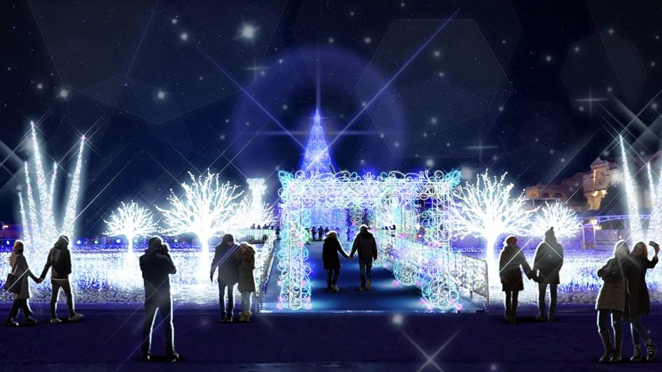 史上最光の冬ラグーナ