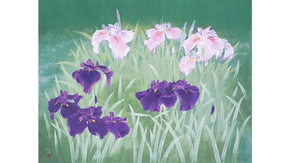 日本画家・松尾敏男の追悼展『松尾敏男展』が全国8か所で開催