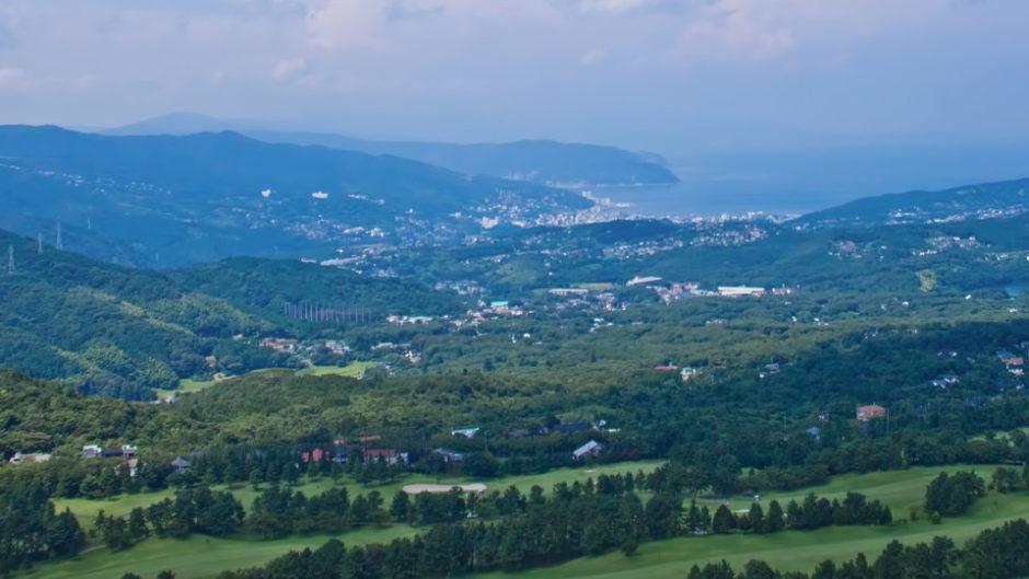 朝霧高原もちや 遊園地の名物は巨大な木馬!!静岡で人気のテーマパーク