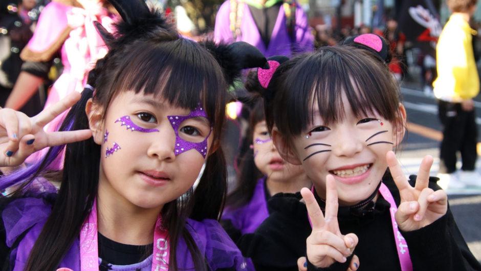 サカハロ2018 みんなのコスプレを大公開!こどもの笑顔に癒されちゃう!