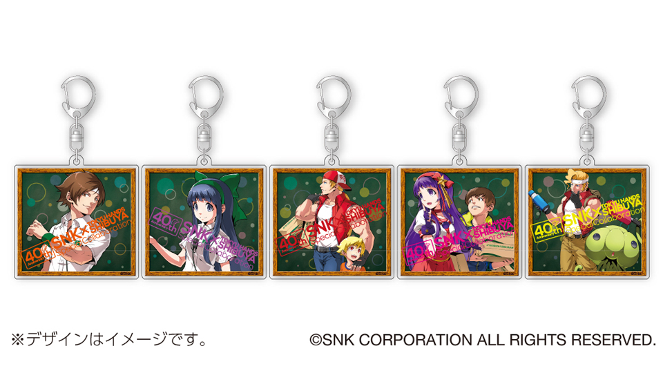 SNK×東急ハンズ渋谷店