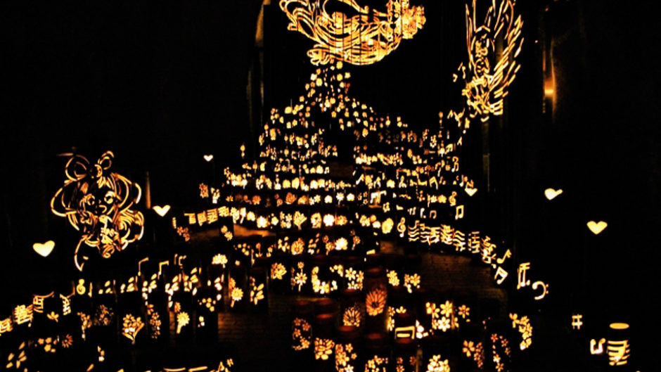 2018年も竹の灯りが幻想的な『そうぶんの竹あかり』が三重県で開催