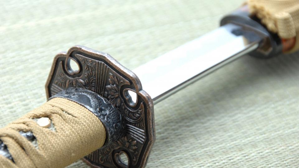REBORN 蘇る日本刀