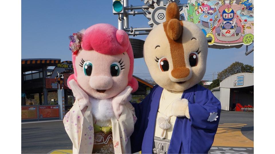 鈴鹿サーキット お正月イベント
