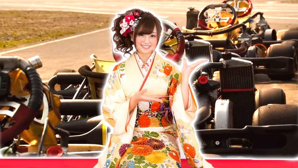 鈴鹿サーキット お正月イベントが開催