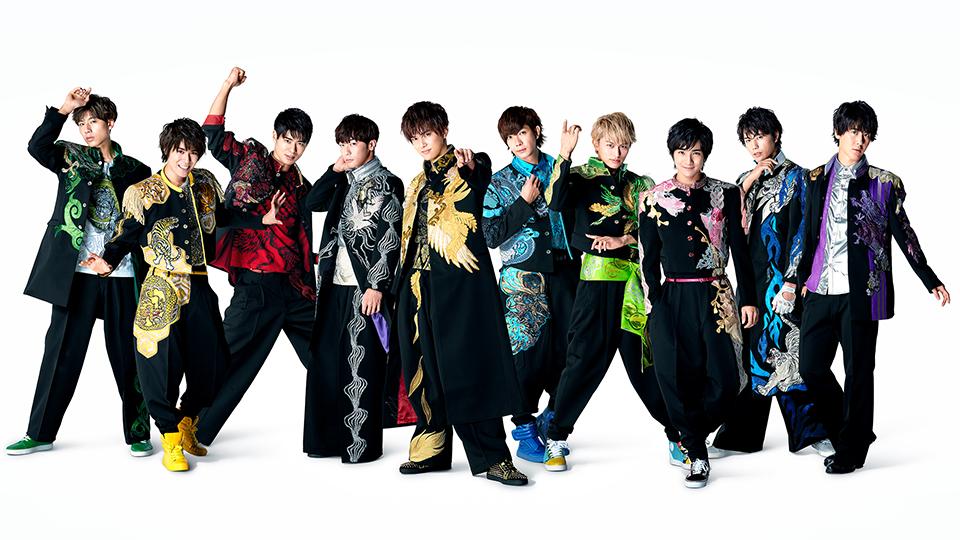 BOYS AND MEN ありがとう!!ナゴヤドーム