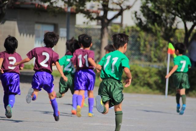 ちびっこたちがコートを駆け巡る!名鉄協商キッズサッカーフェスタ2019開催!