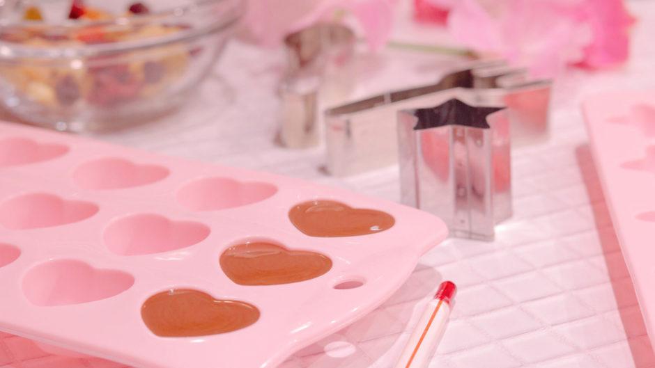 バレンタインにピッタリ♡カカオラボで特別なチョコレートづくりに挑戦しよう!