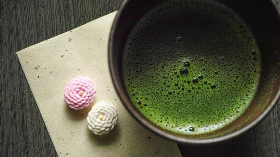 白鳥庭園「新春茶会」で、日本の美しさを堪能する