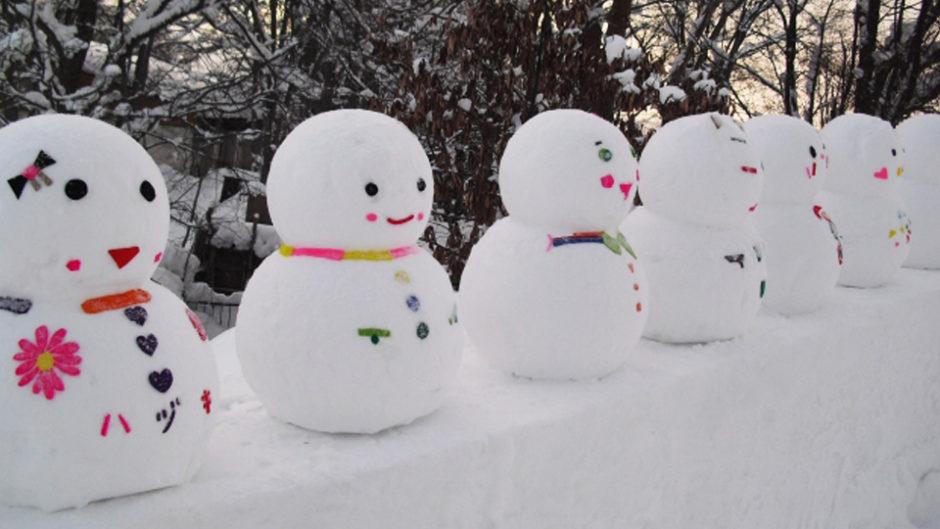 大迫力の雪像が見もの!第18回郡上たかす雪まつり開催!