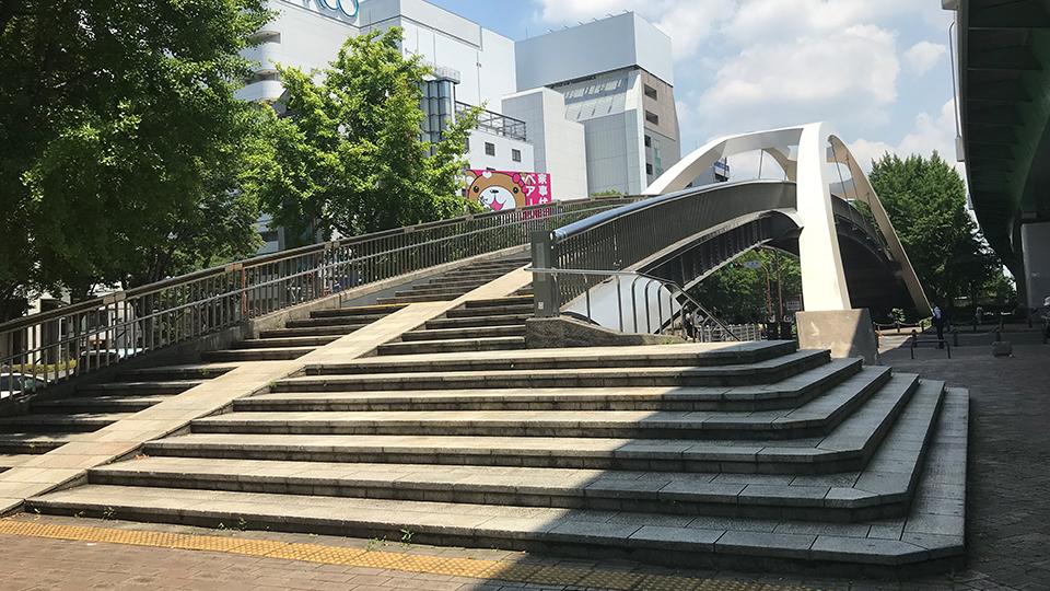 ビビコス in 若宮広場