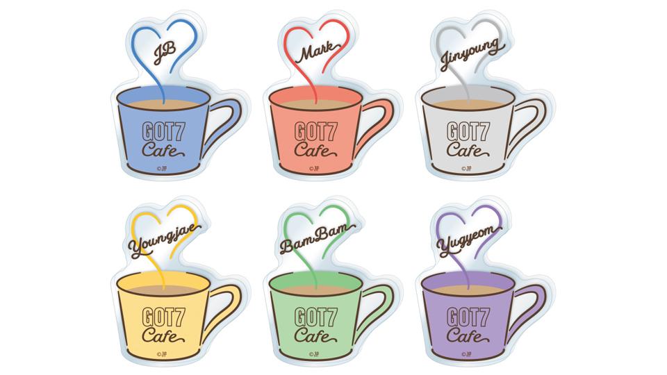 GOT7 CAFE