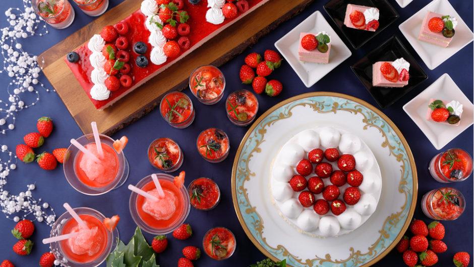 ナイトスイーツブッフェ~Strawberry Hunt~