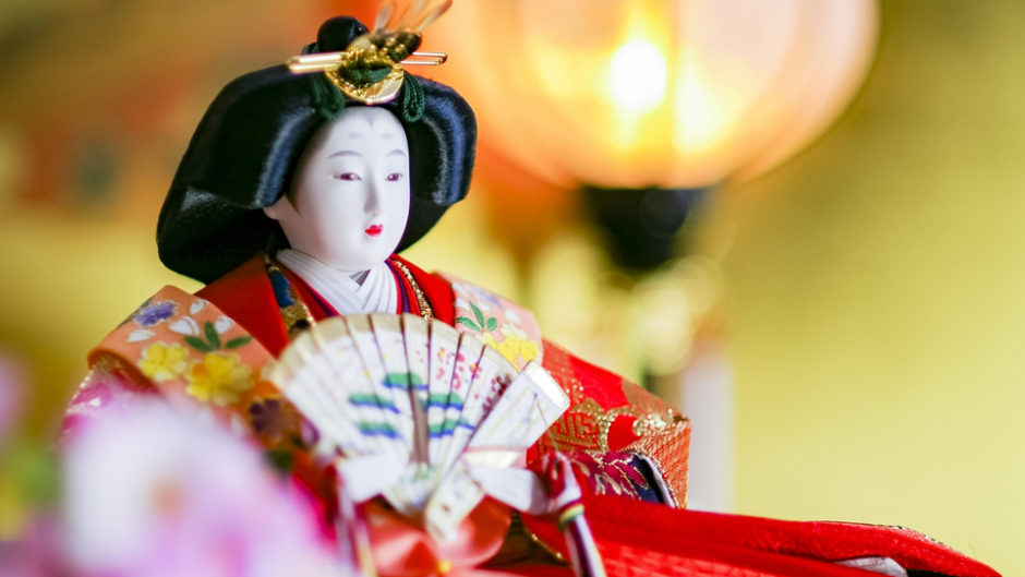 見て、作って、食べて楽しむ!五感も大満足な「伊賀上野・城下町のおひなさん」