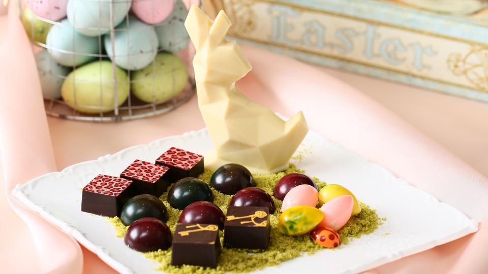 Very Berry Easter アフタヌーンティー