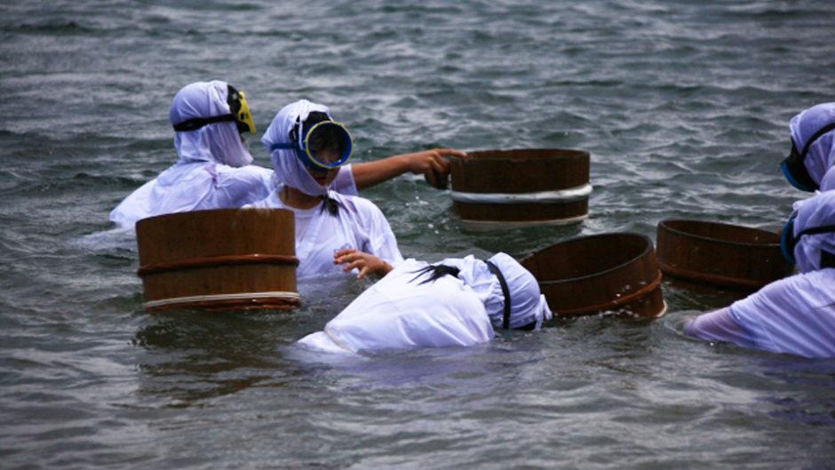 三重県の現役海女さんのトークが聞けちゃう!『海女トーク』が2月10日に東京で開催