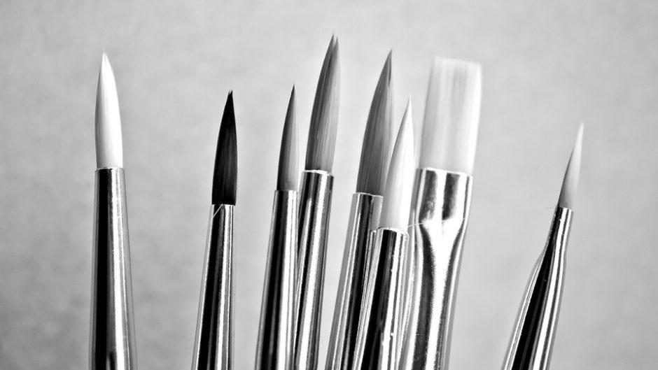 話題のスポット「ぎふメディアコスモス」で芸術作品に触れよう! 「メディアコスモス新春美術館2019~色即是芸~」
