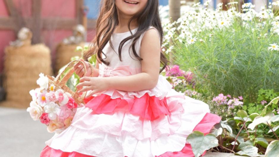 夢、叶えます! おひめさまに憧れている小さな女の子あつまれ~☆『おひめさまごっこ@プロジェクト』