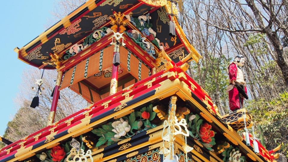 新元号制定記念「高山祭屋台の特別曳き揃え」