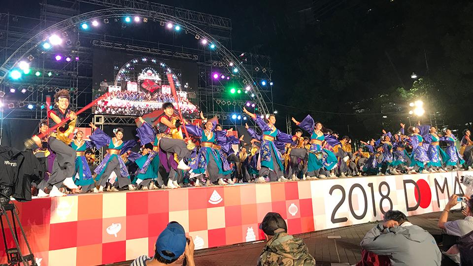 にっぽんど真ん中祭り 2019