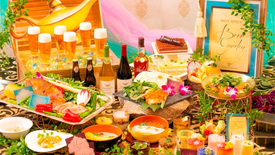 エスニック料理にBeerで乾杯♪「アラBeerナイト」はキッズも大喜び&大満足の夏の夜の夢♡