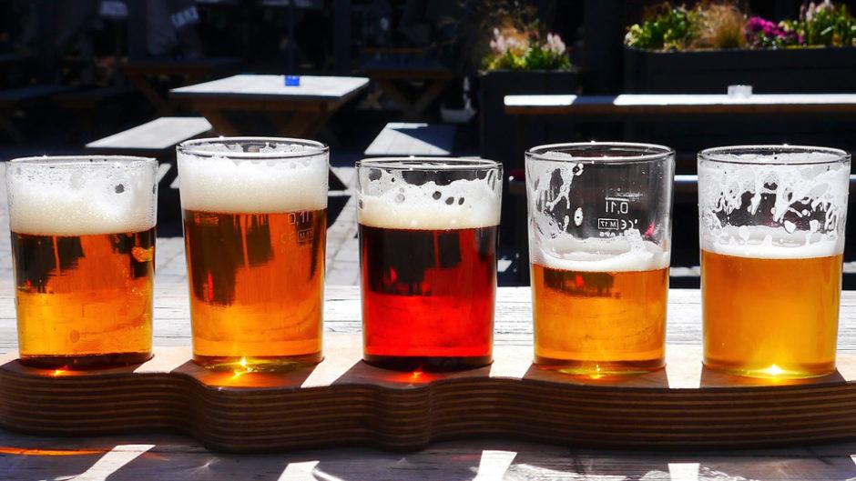 潮風に吹かれながら飲むビールは最高!「第6回春のあたみビール祭り」開催