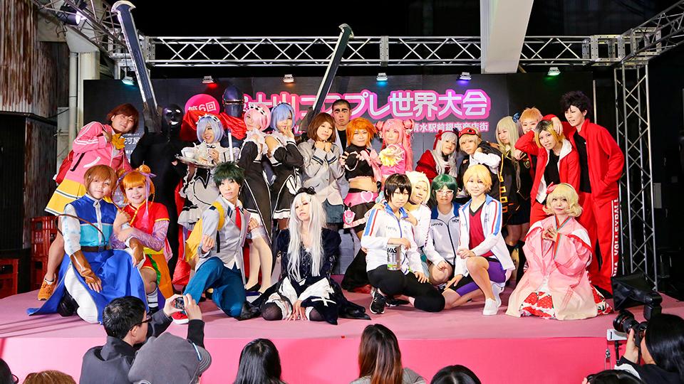 第7回富士山コスプレ世界大会