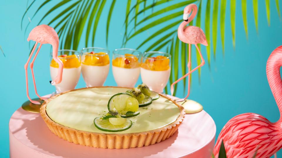トロピカル・フラミンゴパーティー