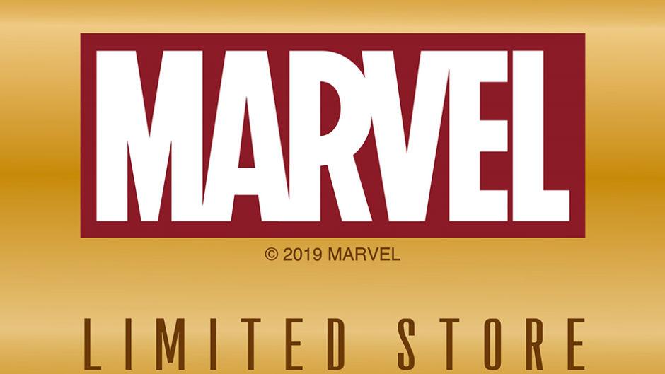 最新作「アベンジャーズ/エンドゲーム」公開記念!MARVEL LIMITED STOREが全国のロフトでオープン!