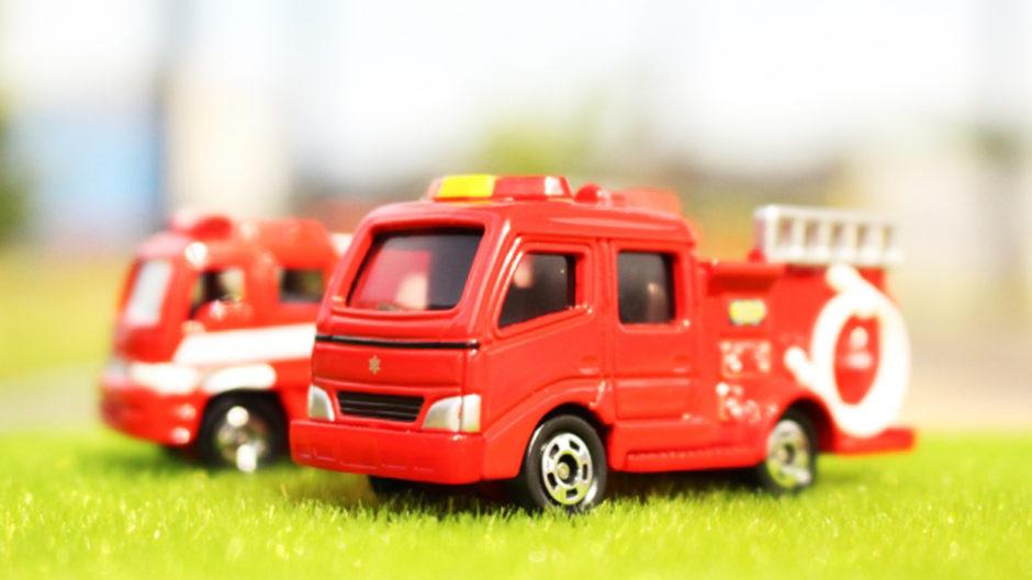 憧れの消防隊員になれる☆ 安城市歴史博物館の『消防体験デー』