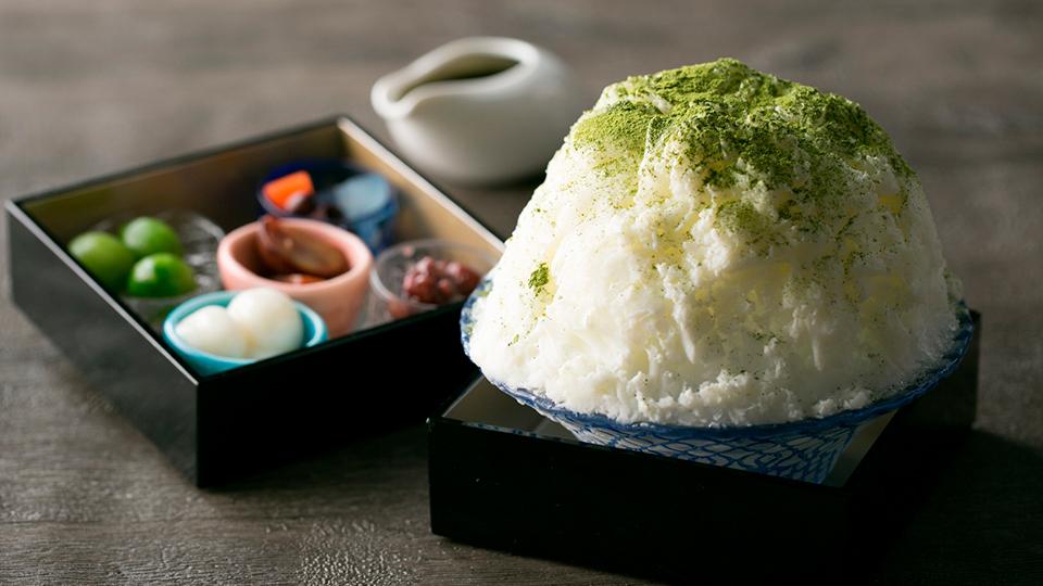 サーウィンストンホテル名古屋 かき氷