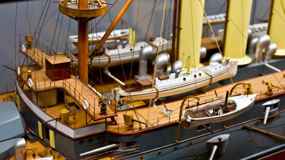 ミツカンミュージアムで海や船についての特別企画展を開催
