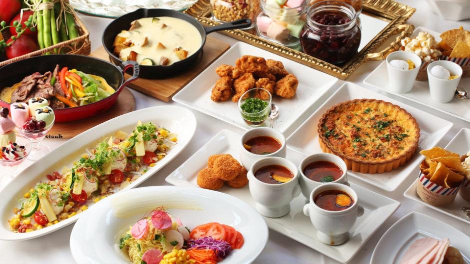 名古屋で北海道の郷土料理を楽しむ♪ストリングスホテルの本格ビアガーデン!