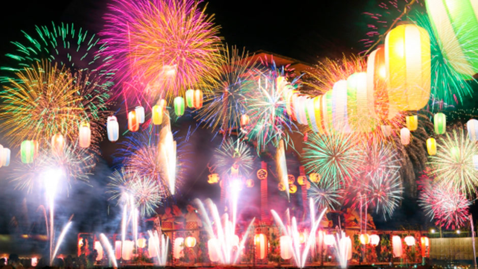 豊田おいでんまつりが2019年も開催決定!東海エリア最大級の花火を目撃せよ!