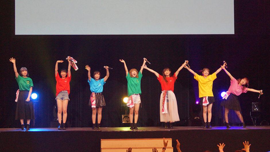 アイドル教室センチュリーワンマンの模様を写真付きでレポート!