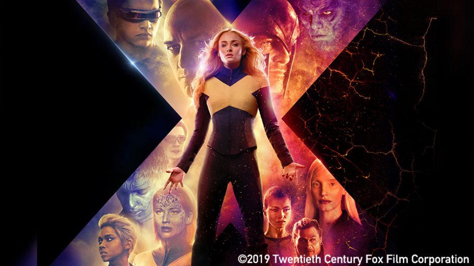 X-MEN:ダーク・フェニックスが公開!史上最大の脅威はまさかの「ジーン・グレイ」!?